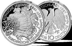 Was Münzen als Geldanlage taugen