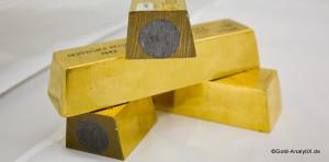 Goldfälschungen zuverlässig erkennen