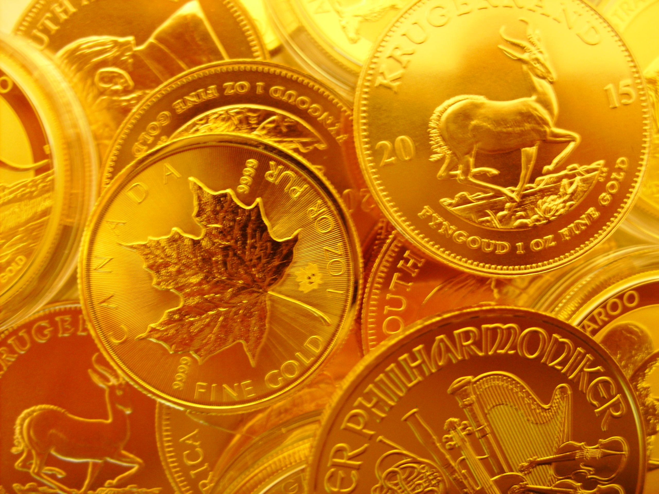 Republik im Goldrausch — Goldnachfrage in Deutschland steigt 2015 dramatisch an