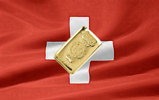 Gold ist nach wie vor der Exportschlager der Schweiz