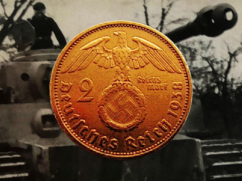 Nazi-Gold — Sensationsfund Goldmünzen in Lüneburg