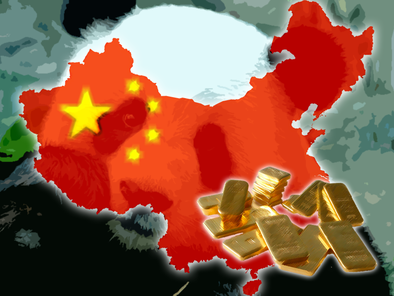 Drückt China auf den Goldpreis?