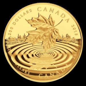 maple-leaf-reflection-proof-200-dollars-1oz-gold-2015-vs