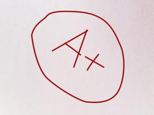 Gold für gute Noten — Eltern honorieren gute Schulleistungen mit nachhaltigen Geschenken
