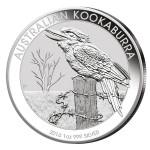 Kookaburra 2016 1oz Silber Australien