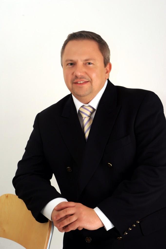 DEG-Vorstand Waldemar Meyer