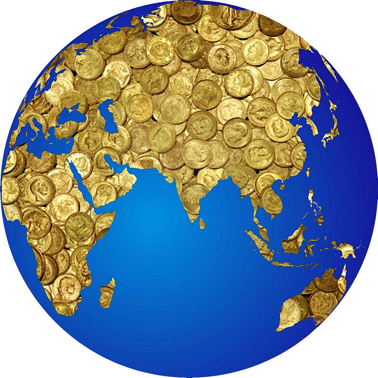 Goldnachfrage nach Preistief weltweit gestiegen