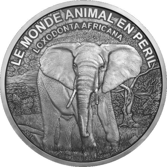 Die größte Silbermünze der Welt 2016 — erstmals präsentiert auf der diesjährigen Internationalen Edelmetall- und Rohstoffmesse in München