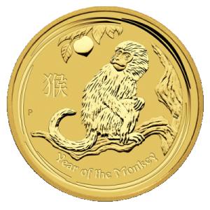 Lunar Serie II 2016 — Das Jahr des Affen (Year of the Monkey)