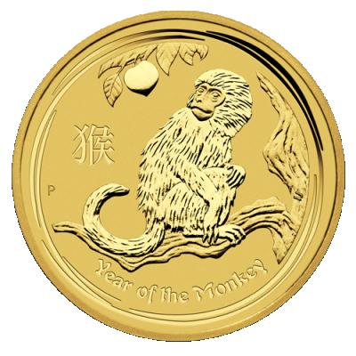 Lunar Serie Ii 2016 Das Jahr Des Affen Year Of The