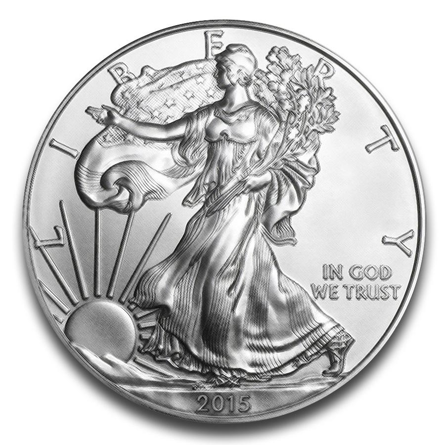 American-Silver-Eagle-2015-Motiv
