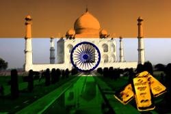 Indien Goldsteuer