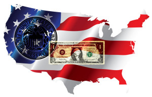 USA Flag US-Dollar