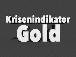 Hat Gold seine Funktion als Krisenindikator verloren?