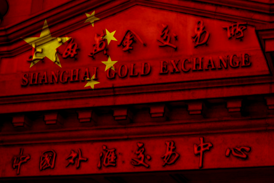 Chinas größte Edelmetallbörse startet den Goldhandel via Smartphone-App