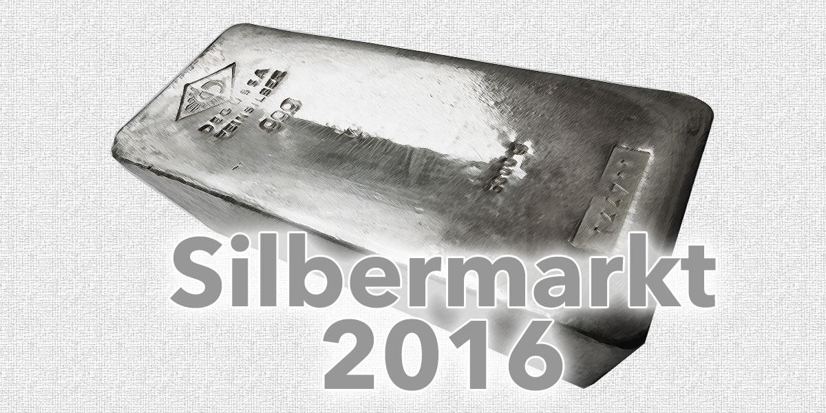 Silber bald über 20 USD pro Unze? — Silber kann starken Anstieg verbuchen