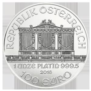 Wiener Philharmoniker in Platin — Platin Edition der Wiener Philharmoniker Anlagemünze erhältlich