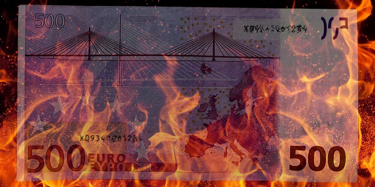 Bargeldverbot bald auch in Deutschland?