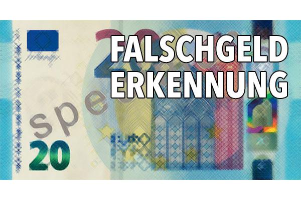 Erkennung Von Falschgeld