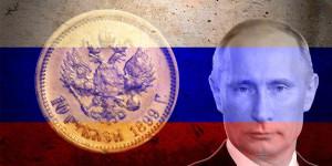 Russland hat schon wieder 12,4 Tonnen Gold gekauft