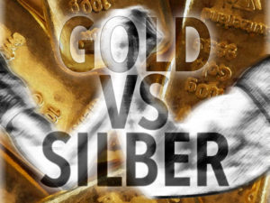 Gold vs Silber — Pro & Contra — In guten wie in schlechten Zeiten