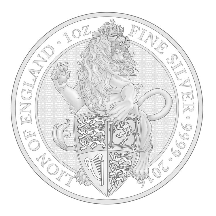 queens-beast-lion-sketch