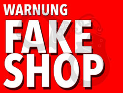Warnung Fake Shop