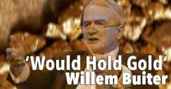Willem-Buiter-Gold