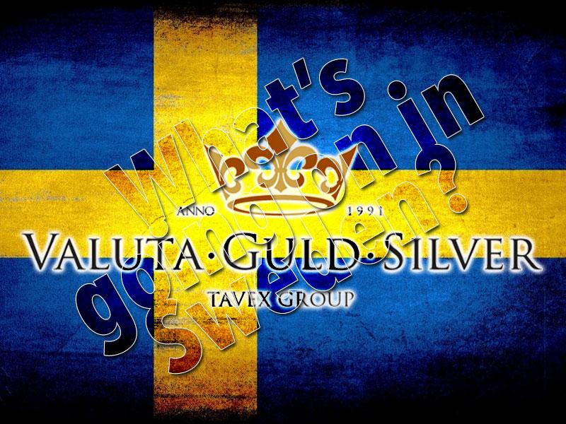 Rätselhaft! — Schwedischer Goldhändler wird vom nationalen Zahlungsverkehr abgeschnitten