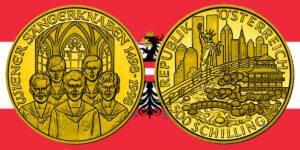 500 Schilling in Gold 500 Jahre Wiener Sängerknaben in der Serie Wiener Musiklegenden