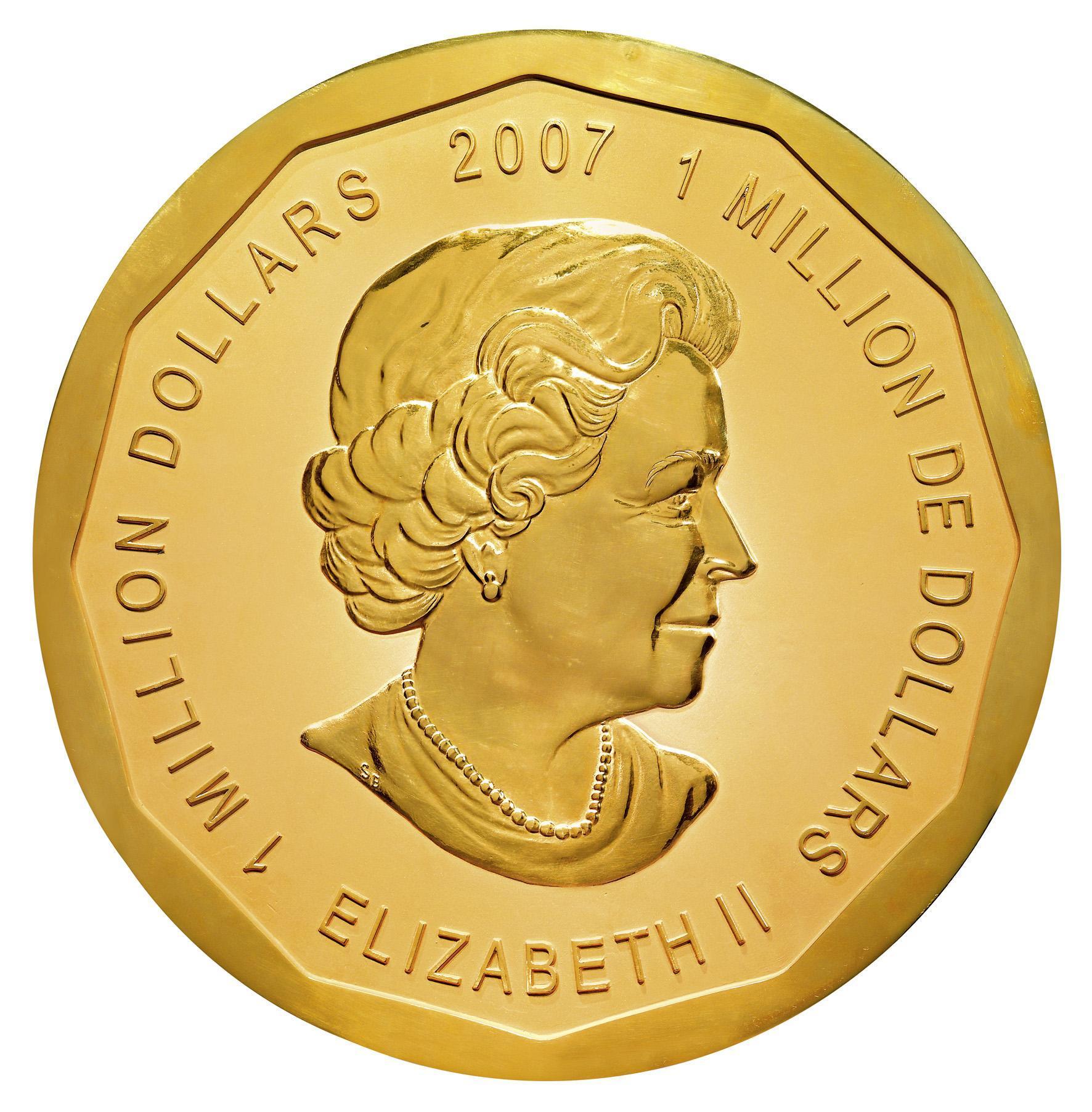 100 kg Goldmünze Maple Leaf mit Schubkarre aus Bode-Museum gestohlen