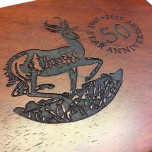 kruegerrand logo Kiste