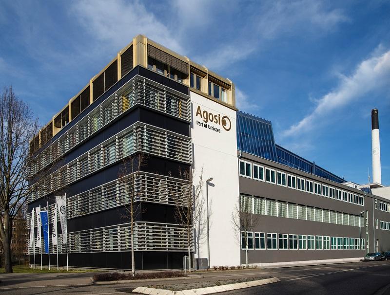 Goldbarren-Hersteller Agosi steigert Umsatz um 33% auf 1,16 Milliarden Euro