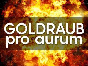 Goldraub bei Pro Aurum in Berlin inkl. Sprengung — Fahndung — Täter immer noch flüchtig