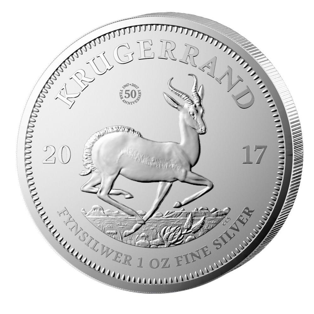Silber Krügerrand — zweite Auslieferungsrunde und Ausblick auf neue Bullionmünze