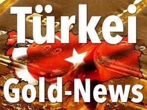 Türkei sichert sich Vorkaufsrecht auf Gold — bei 11,2% Inflation keine schlechte Idee