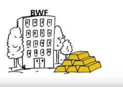 Goldbetrug rund um BWF-Stiftung in Berlin: 6 Jahre Knast