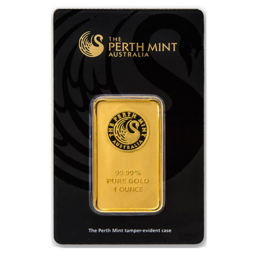 perth mint goldbarren echt