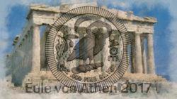 Eule von Athen 2017 aus Niue — neue Silbermünze aus dem Pazifik