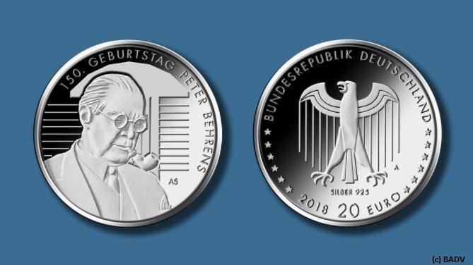 Neue 20 Euro Silbermünzen Für Deutschland 2018 Beschlossen Fischer