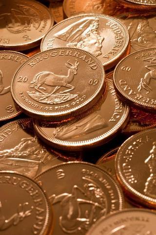 Krügerrand Gold Anleihe ab sofort an der Börse
