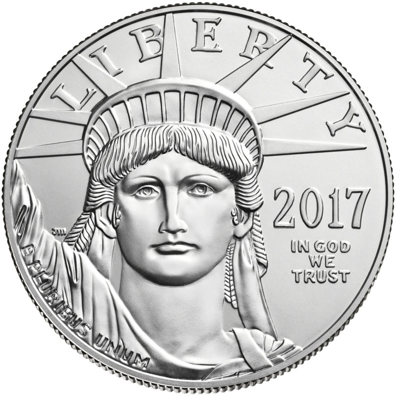 2017-american-eagle-platinum-one-ounce-bullion-coin-obverse