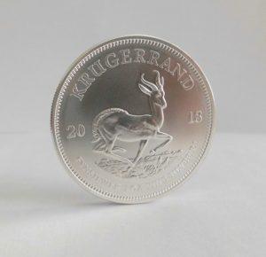 Krügerrand 2018 — Übersicht über Ausgaben in Gold und Silber