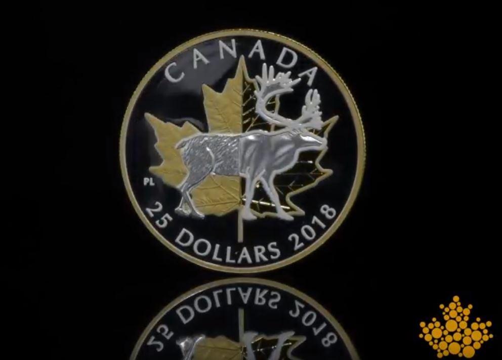 Royal Canadian Mint gibt Umsatzzahlen für 2017 bekannt