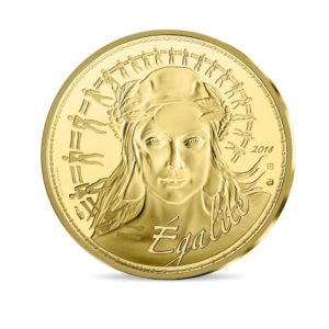 Marianne 1000 Euro Gold 2018 Goldmünze