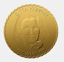 Gitta Künker neue Leiterin der World Money Fair (WMF)