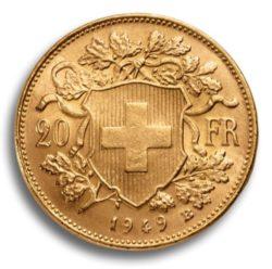 Goldhandel in der Schweiz führt mit zu 18 Milliarden Überschuss