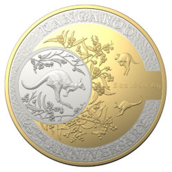 känguru 2018 royal australian mint 5 oz
