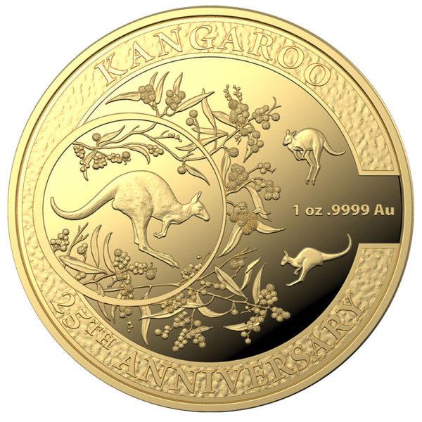 känguru 1oz gold 2018 australien jubiläum