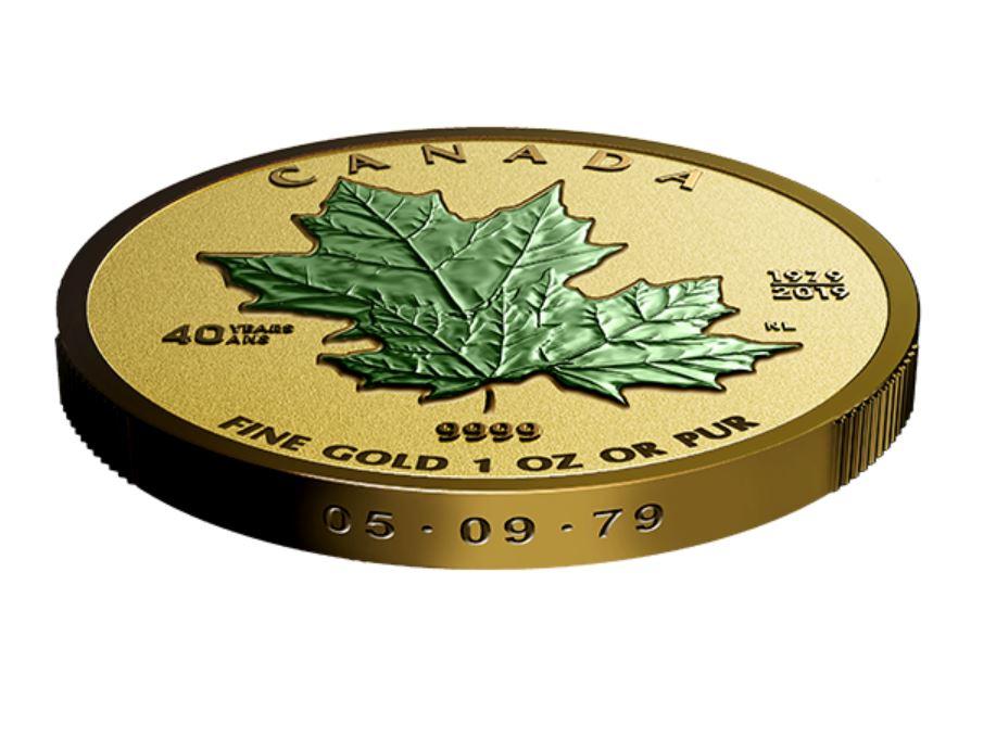 Maple Leaf Hersteller Royal Canadian Mint verzeichnet Umsatzrückgang in Q2